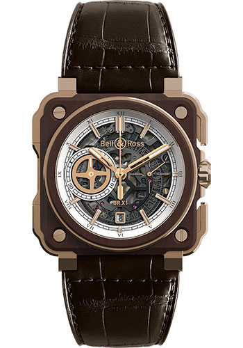 Bell & Ross Watches - BR-X1 Chronograph Instrument De Marine - Style No: BRX1-CM-313