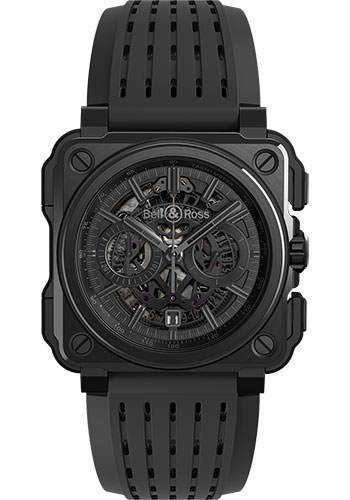 Bell & Ross Watches - BR-X1 Chronograph Phantom - Style No: BRX1-PHANTOM/SRB