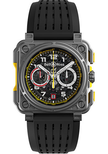 Bell & Ross Watches - BR-X1 Chronograph Renault Sport - Style No: BRX1-RS18