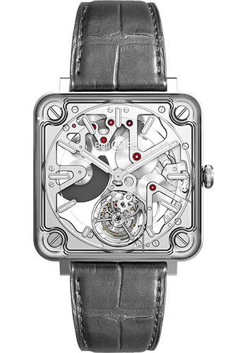 Bell & Ross Watches - BR-X2 Tourbillon Skeleton Tourbillon Micro Rotor - Style No: BRX2-MRTB-SK-ST