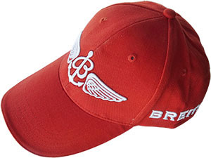 Breitling Watches - Baseball Cap - Style No: BreitlingHat2014-Orange