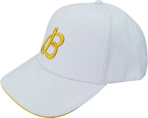 Breitling Watches - Baseball Cap - Style No: BreitlingHat2019-White-Yellow