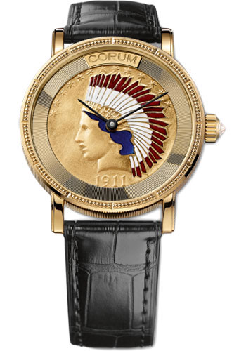 Corum Watches - Coin - Style No: C082/02355
