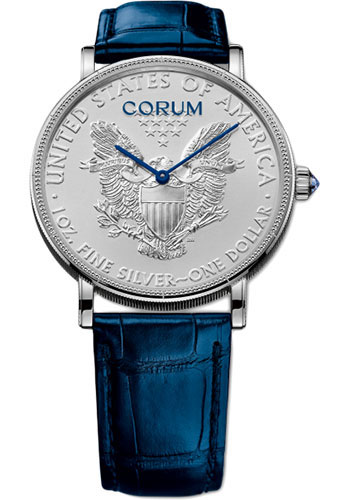 Corum Watches - Coin 43 mm - Style No: C082/03059 - 082.646.01/0003 MU53
