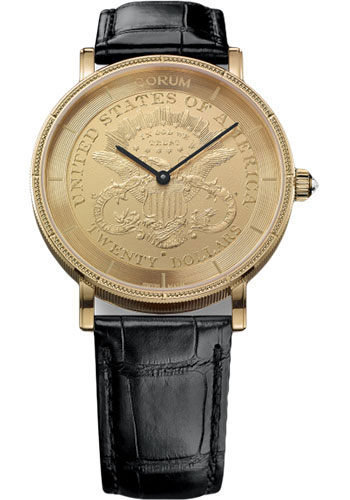 Corum Watches - Coin - Style No: C082/03167