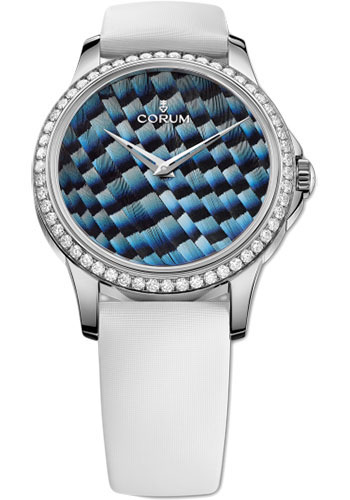 Corum Watches - Heritage Collection Artisans Feather Watch - Style No: C110/02637
