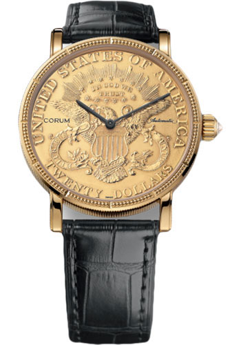 Corum Watches - Coin - Style No: C293/00831