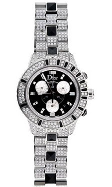 Christian Dior Watches - Christal Collection - Style No: CD11431HM001