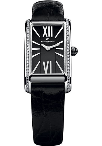 Maurice Lacroix Watches - Fiaba Stainless Steel With Diamonds - Style No: FA2164-SD531-311