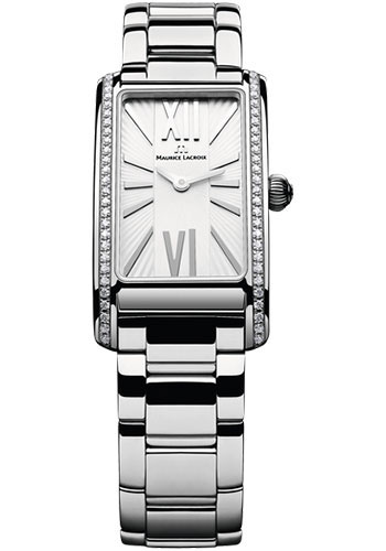 Maurice Lacroix Watches - Fiaba Stainless Steel With Diamonds - Style No: FA2164-SD532-114