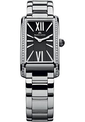 Maurice Lacroix Watches - Fiaba Stainless Steel With Diamonds - Style No: FA2164-SD532-311
