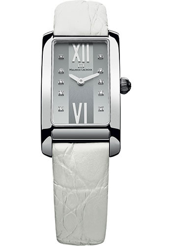 Maurice Lacroix Watches - Fiaba Stainless Steel - Style No: FA2164-SS001-150