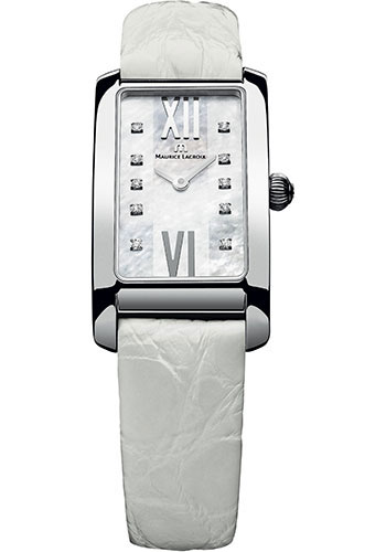 Maurice Lacroix Watches - Fiaba Stainless Steel - Style No: FA2164-SS001-170