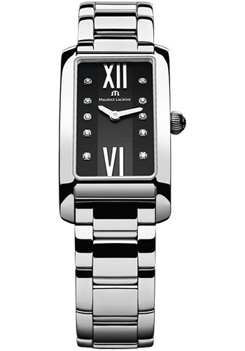 Maurice Lacroix Watches - Fabia Stainless Steel - Style No: FA2164-SS002-350