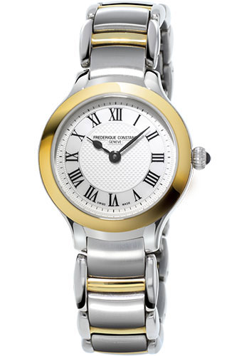 Frederique Constant Watches - Classics Delight Yellow Gold Plated - Style No: FC-200M1ER3B