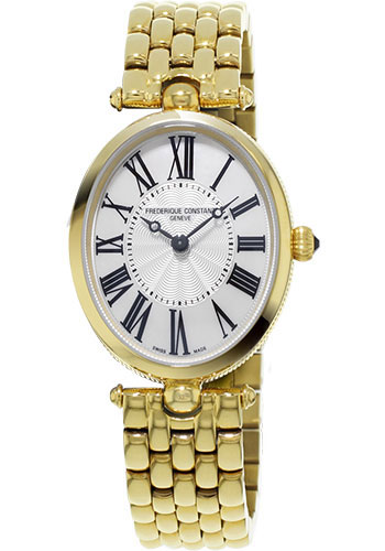 Frederique Constant Watches - Classics Art Deco Yellow Gold Plated - Style No: FC-200MPW2V5B