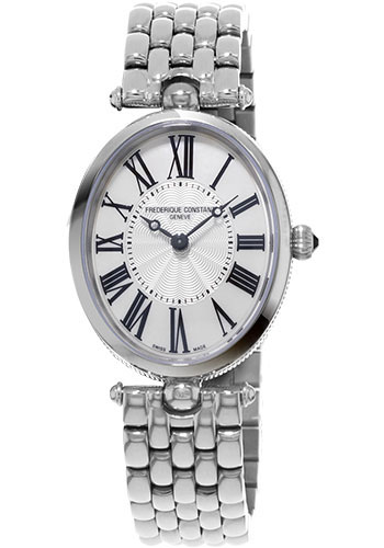 Frederique Constant Watches - Classics Art Deco Stainless Steel - Style No: FC-200MPW2V6B