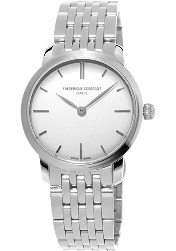 Frederique Constant Watches - Slimline Mid Size - Style No: FC-200S1S36B3