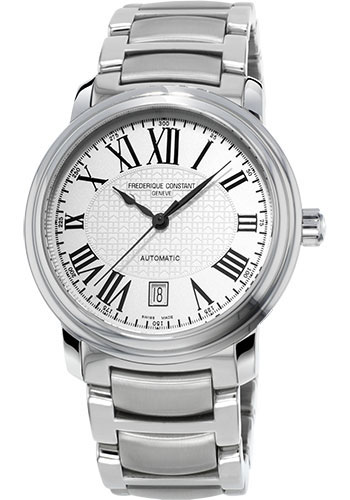 Frederique Constant Watches - Classics Automatic Stainless Steel - Style No: FC-303M4P6B3