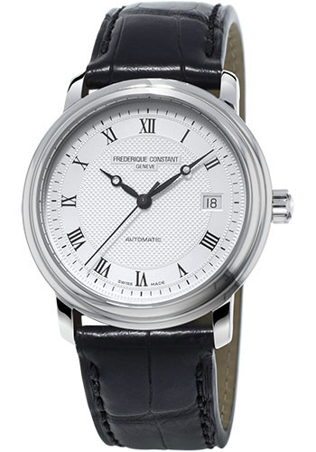 Frederique Constant Watches - Classics Automatic Stainless Steel - Style No: FC-303MC4P6
