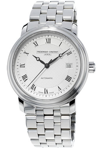 Frederique Constant Watches - Classics Automatic Stainless Steel - Style No: FC-303MC4P6B2