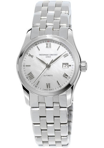 Frederique Constant Watches - Classics Index 27.5mm - Stainless Steel - Style No: FC-303MPWN1B6B