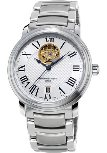 Frederique Constant Watches - Classics Heart Beat - Style No: FC-315M4P6B3