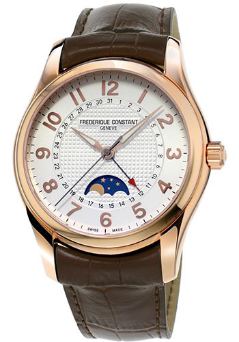 Frederique Constant Watches - Runabout Moonphase - Style No: FC-330RM6B4