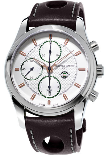 Frederique Constant Watches - Vintage Rally Healey Chronograph - Style No: FC-392HVG6B6