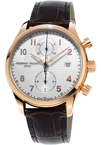Frederique Constant Watches - Runabout Chronograph - Style No: FC-393RM5B4