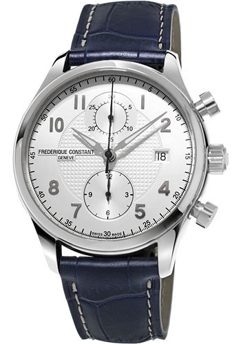 Frederique Constant Watches - Runabout Chronograph - Style No: FC-393RM5B6