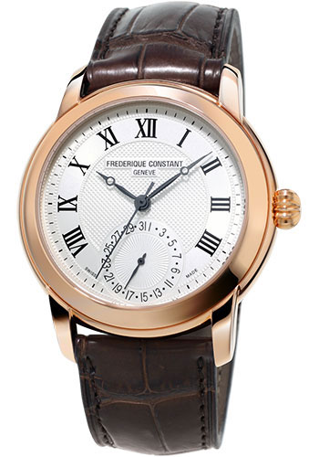 Frederique Constant Watches - Manufacture Classics - Style No: FC-710MC4H4