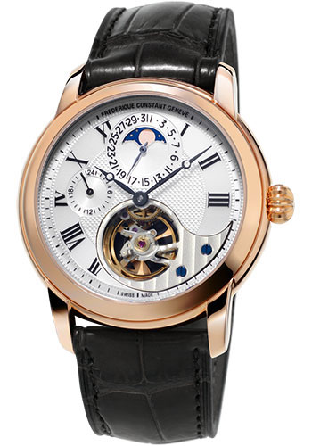 Frederique Constant Watches - Manufacture Heart Beat - Style No: FC-945MC4H9