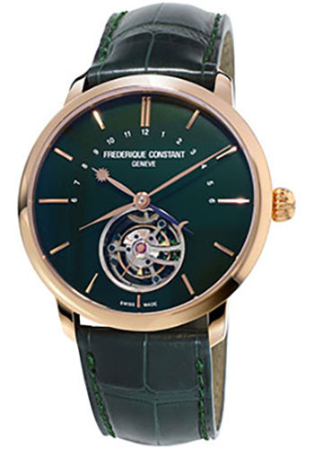 Frederique Constant Watches - Manufacture Tourbillon Rose Gold - Style No: FC-980DG4S9
