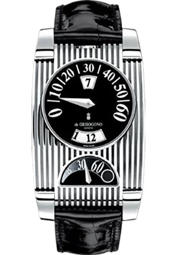 de Grisogono Watches - FG One Stainless Steel - Style No: FG ONE N01