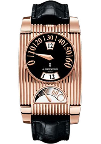 de Grisogono Watches - FG One Rose Gold - Style No: FG ONE N04