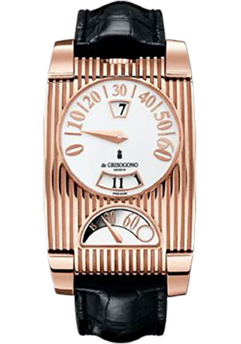 de Grisogono Watches - FG One Rose Gold - Style No: FG ONE N05