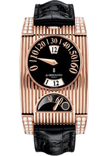 de Grisogono Watches - FG One Rose Gold - Style No: FG ONE S01