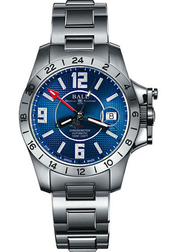 Ball Watches - Engineer Hydrocarbon Magnate GMT - Style No: GM2098C-SCAJ-BE