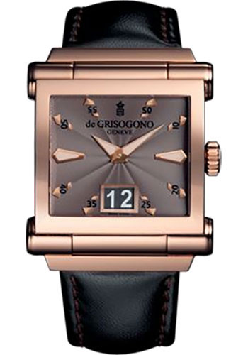 de Grisogono Watches - Grande Rose Gold - Style No: GRANDE N05