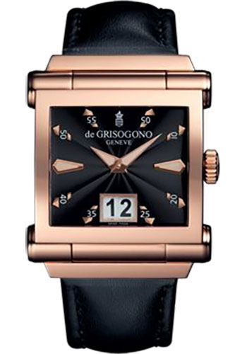 de Grisogono Watches - Grande Rose Gold - Style No: GRANDE N07
