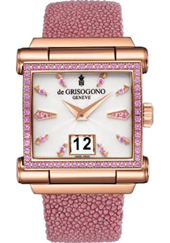de Grisogono Watches - Grande Rose Gold - Style No: GRANDE S08