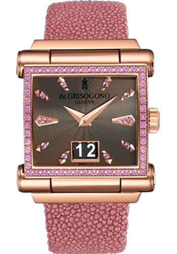 de Grisogono Watches - Grande Rose Gold - Style No: GRANDE S09