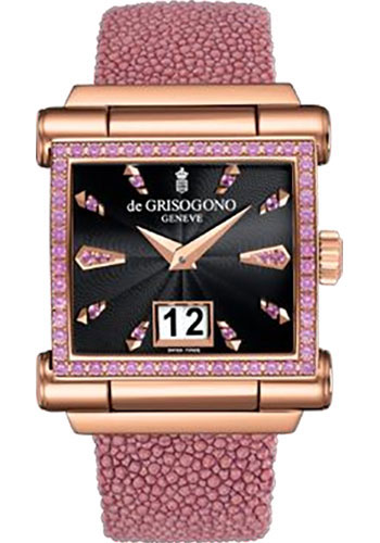 de Grisogono Watches - Grande Rose Gold - Style No: GRANDE S10