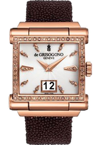 de Grisogono Watches - Grande Rose Gold - Style No: GRANDE S11