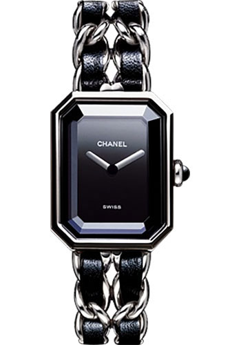 36259488e7ae Chanel H0451 Premiere Collection Stainless Steel Watch