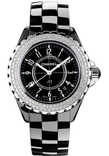 Chanel J12 33mm Quartz Watch H0949