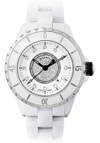 Chanel Watches - J12 White Ceramic 38mm Automatic - Style No: H1759