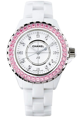 Chanel Watches - J12 White Ceramic 33mm Quartz - Style No: H2010