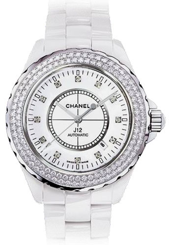 Chanel Watches - J12 White Ceramic 42mm Automatic - Style No: H2013